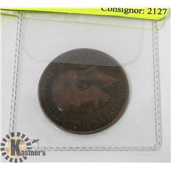 GREAT BRITAIN 1919 LARGE PENNY