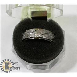 STERLING SILVER MENS RING SIZE 11