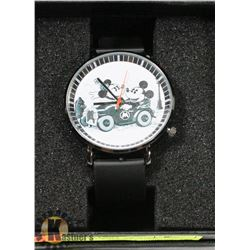 MINNIE AND MICKEY MOUSE WATCH