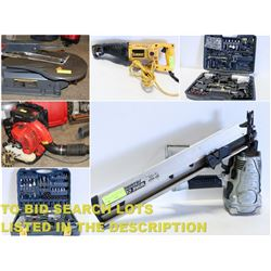 FEATURED PAWNSHOP TOOLS AND MORE...