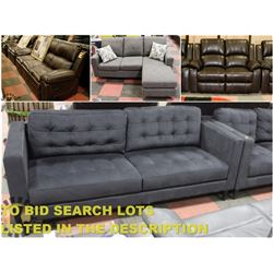 FEATURED LIVING ROOM FURNITURE