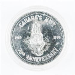 1910-1980 Canada's Navy Medal