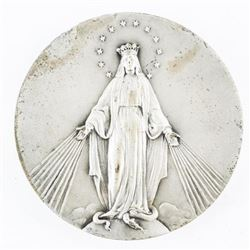 Silver Medal - PAVIVS VI Pont