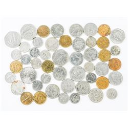 Estate Bag - Barbados Coins