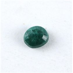 Loose Gemstone 3.26ct Oval Cut Emerald TRRV: $980.
