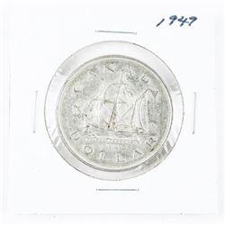 1949 CAD Silver Dollar