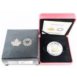.9999 Fine Silver $20.00 Coin 'Little Creatures -