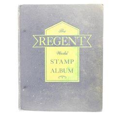 Estate 'Regent' World Stamp Album
