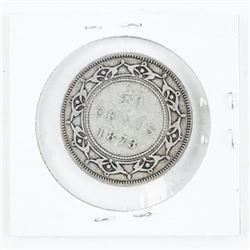1873 Canada Victoria 50 cent