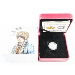 2014 RCM .9999 Fine Pure Platinum 5.00 Coin, LE (M