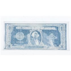 USA .9999 Fine Silver 1998 Silver Certificate with