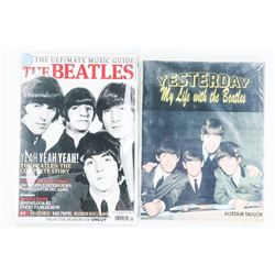 Lot (2) Beatles Collector Magazines