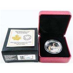 .9999 Fine Silver $10.00 Coin 'Terror of the Sky'