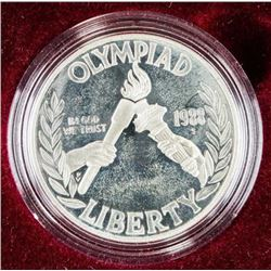 1988 USA Olympic Coin Set