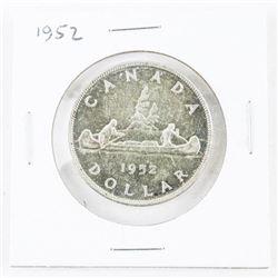 1952 CAD Silver Dollar