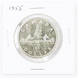 1955 CAD Silver Dollar