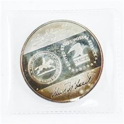 Benjamin Franklin Winton Blount US Postal Service