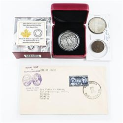 Royal Visit 1939 .999 Fine Silver $20.00 Coin, Sil