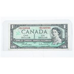 Bank of Canada 1967 1.00 *Replacement
