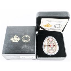 2020 .9999 Fine Silver $20.00 Coin 'Traditional Py