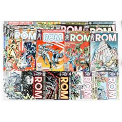 Estate Lot Marvel Vintage Comics 'ROM'