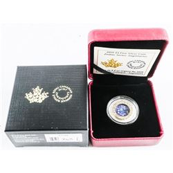 .9999 Fine Silver $3.00 Coin Zodiac Gemini