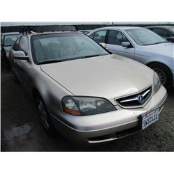 ACURA CL 2003 T-DONATION