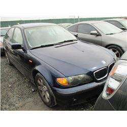 BMW 320I 2003 T-DONATION