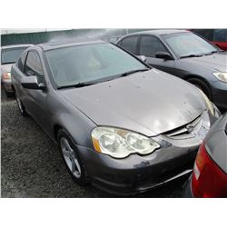 ACURA RSX 2004 APP  DUP/T-DON