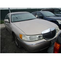 LINCOLN TOWN CAR 1998 T-DONATION