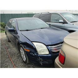 FORD FUSION 2006 SALV T/DONATION