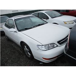 ACURA CL 1997 APP  DUP/T-DON