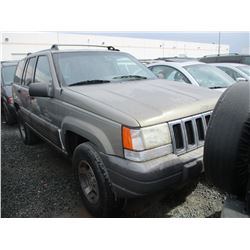 JEEP GR CHEROKEE 1998 APP  DUP/T-DON