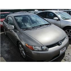 HONDA CIVIC 2006 T-DONATION