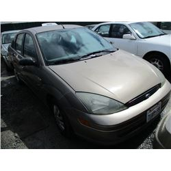 FORD FOCUS 2004 APP  DUP/T-DON