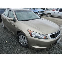 HONDA ACCORD 2008 T-DONATION