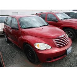 CHRYSLER PT CRUISER 2006 T-DONATION