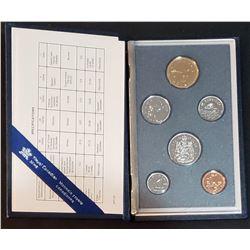 Canada 1989 Specimen Coin Set