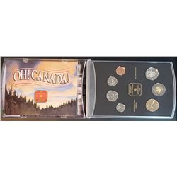 Canada 2000 Uncirculated Coin Set