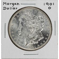 1901-O $1 Morgan Silver Dollar Coin