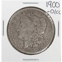 1900-O/CC $1 Morgan Silver Dollar Coin