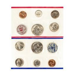 1961 P & D (5) Coin U.S. Mint Sets