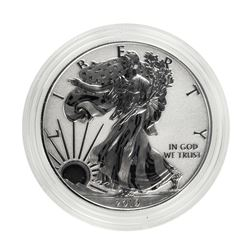 2019-W $1 Enhanced Reverse Proof Silver Eagle Coin