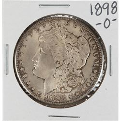 1898-O $1 Morgan Silver Dollar Coin
