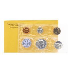1964 (5) Coin Proof Set w/ Envelope