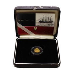 2006 $3 Bermuda Shipwrecks Constellation Gold Proof Coin w/ Box & COA