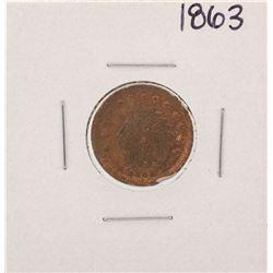 1863 Civil War R.W. Dry Goods Token