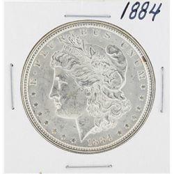 1884 $1 Morgan Silver Dollar Coin