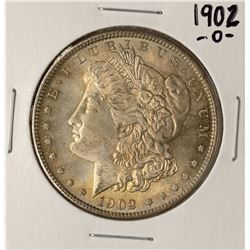 1902-O $1 Morgan Silver Dollar Coin Amazing Toning