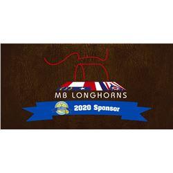 Sponsor: MB Longhorns
